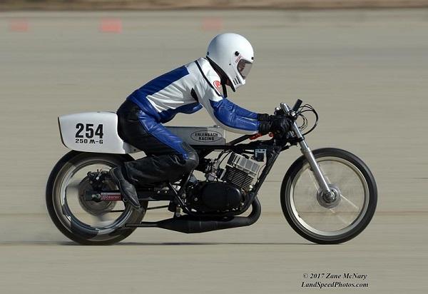 Worlds Fastest RD250