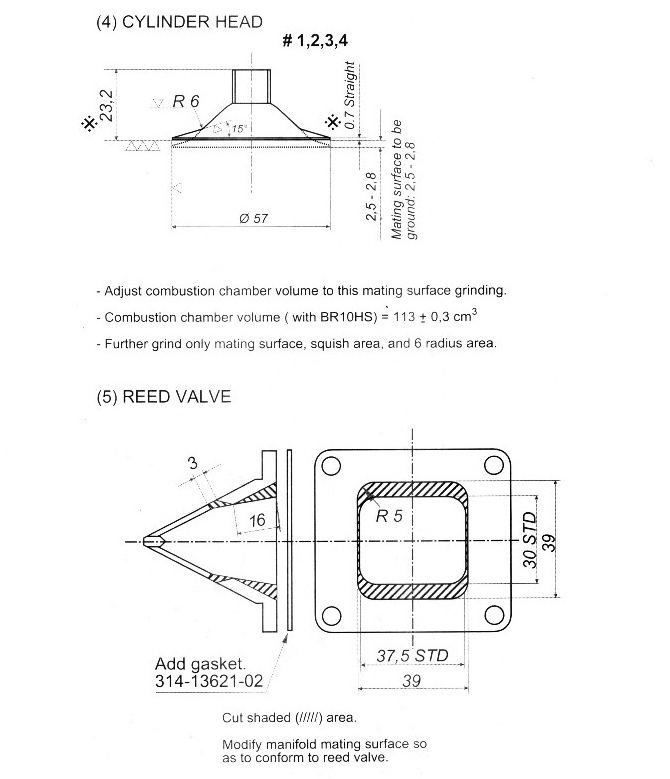 Rd_rz500on Honda Engine Diagram
